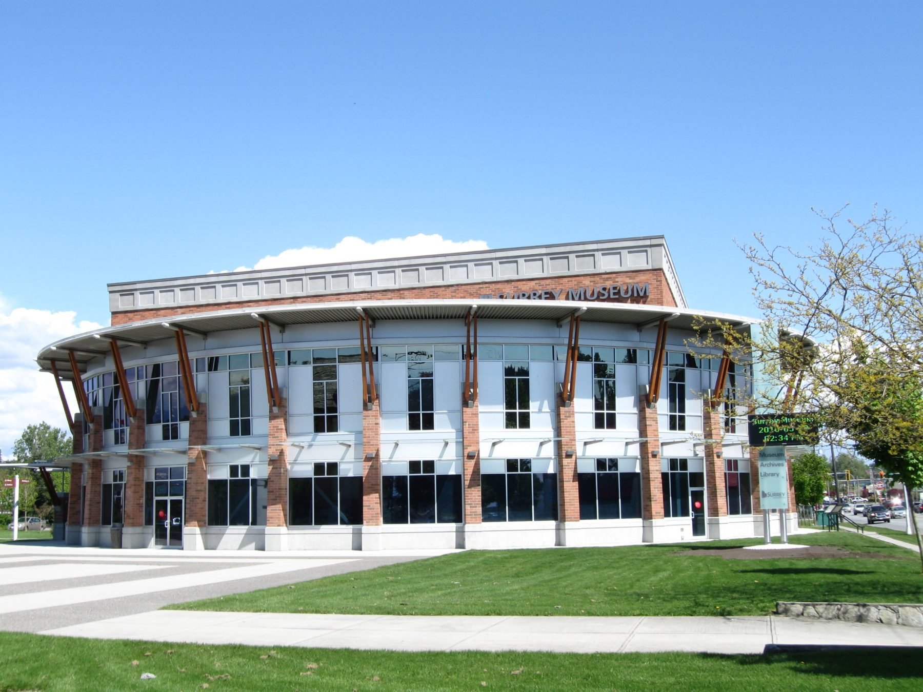 Surrey City Centre Public Library